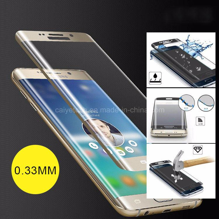 più economico stile di moda design innovativo China Cell Phone Accessories 3D Full Cover Tempered Glass Screen ...