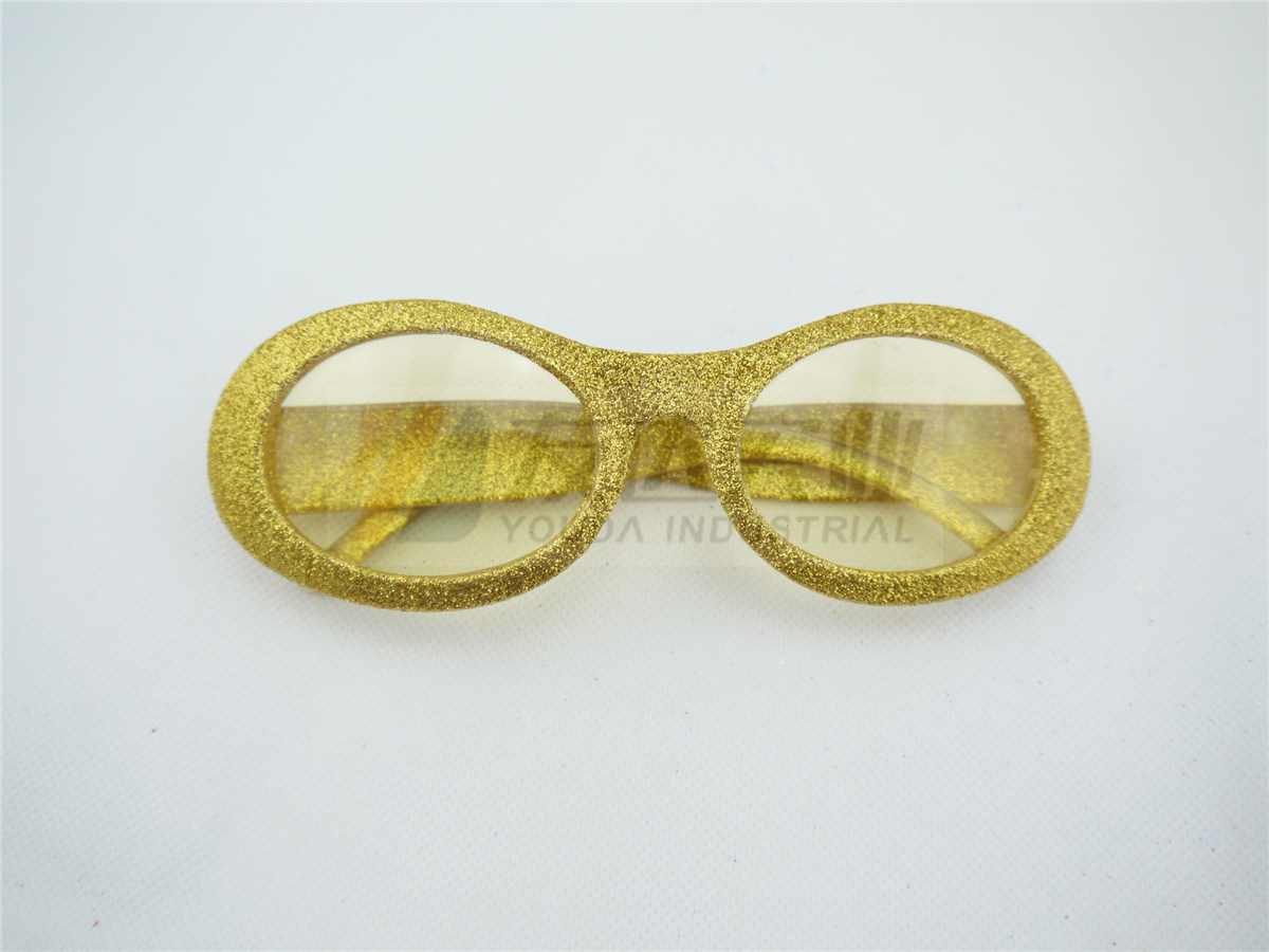 Fashion Round Party and Novelty Sunglasses (GGM-252)