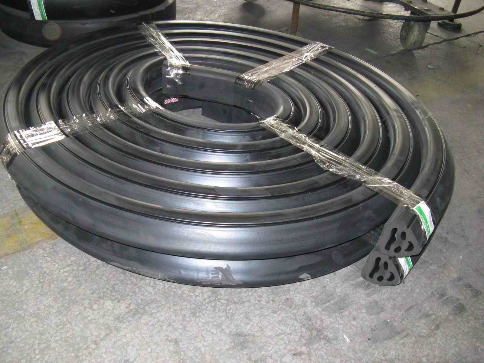 Rubber Extruded Strip Seal Rubber Strip