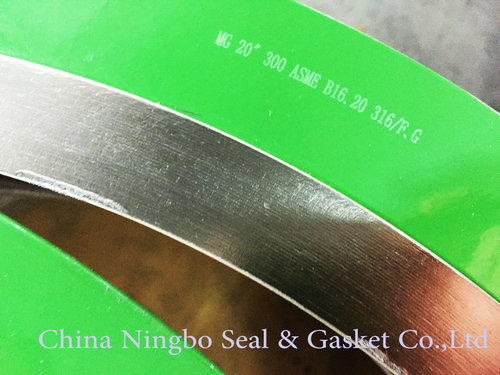 Flexible Graphite Spiral Wound Gasket