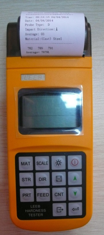 High Quality Portable Hardness Tester (TBT-HT310)