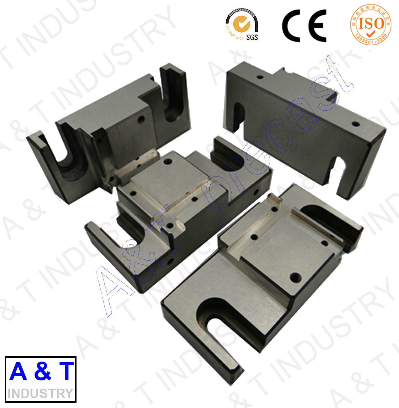 Precision CNC Machining Parts with Aluminum/Brass/Stainless Steel (CUSTOMIZED) pictures & photos