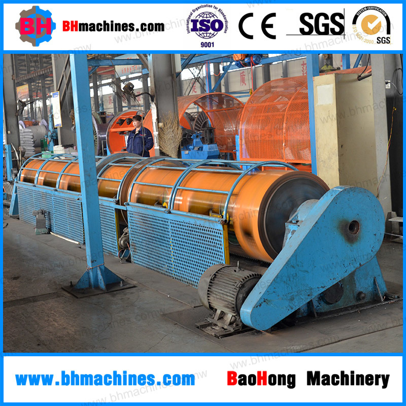 Gj Series Wire Strand Tubular Stranding Machine 6 12
