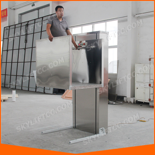 Hydraulic System for Vertical Wheelchair Lift pictures & photos