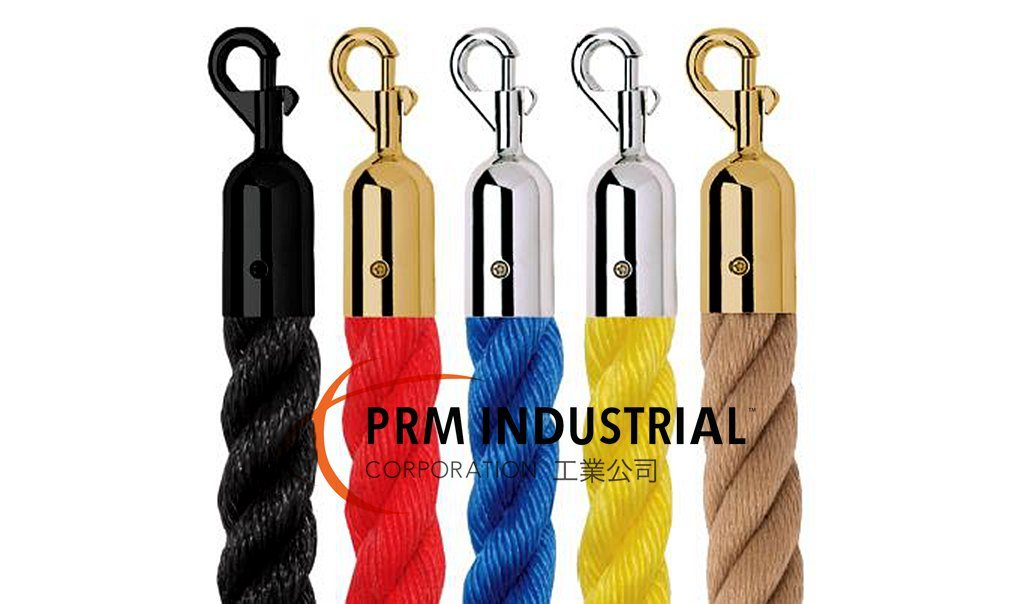 "1.5"" Polypropylene Rope for Crowd Control Stanchion"
