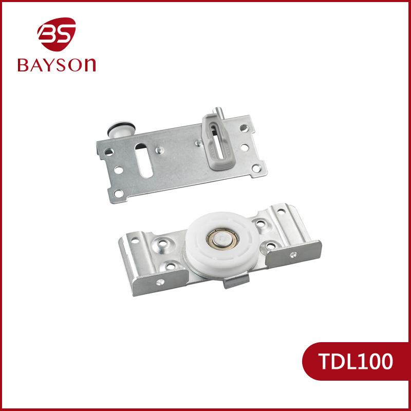 China Tdl100 Furniture Spare Parts Sliding Door Pulley
