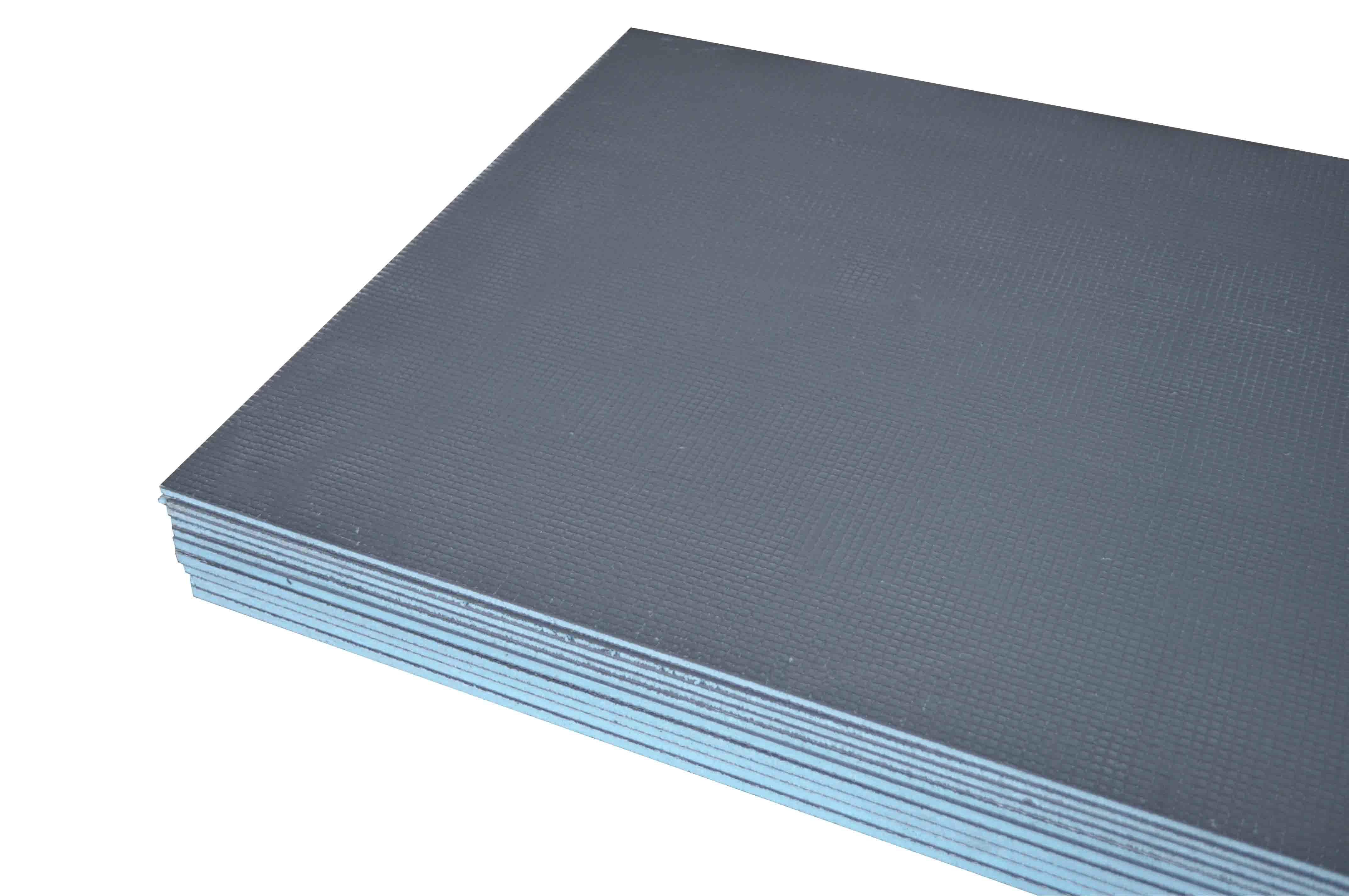China Extruded Polystyrene Insulation Board (XPS) Fire Retardant Panel -  China XPS Tile Backer Board, Tile Backer Board