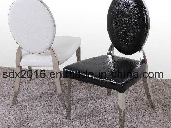 China Trixy Black Velvet Oval Back Dining Chair   China Dining Chair,  Stainless Steel Chair
