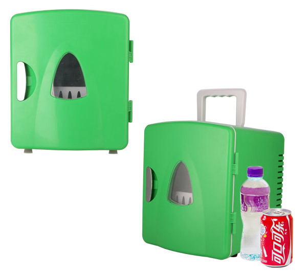 Stylish Mini Fridge 8 Liter DC12V, AC100-240V in Both Cooling and Warming Function pictures & photos