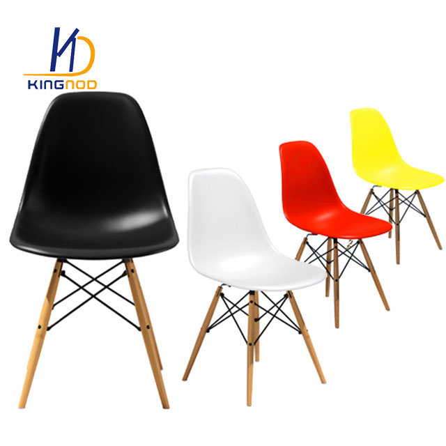 Hot Item Dsw Eames Chair Replica Dining Walnut Timber Legs