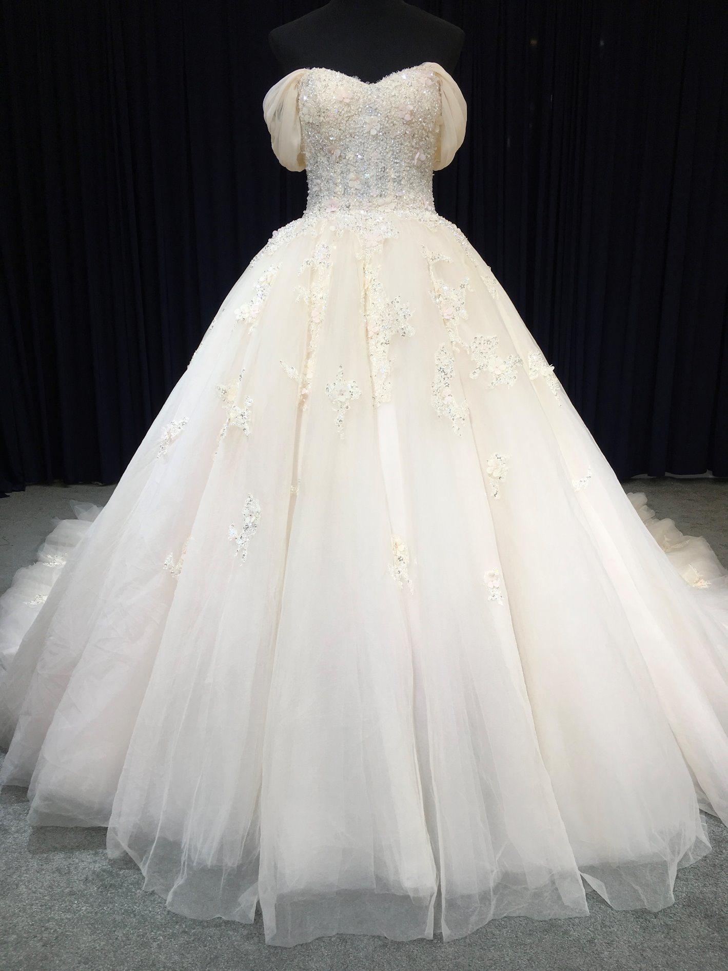 [hot item] aoliweiya newest designer diamond wedding dress
