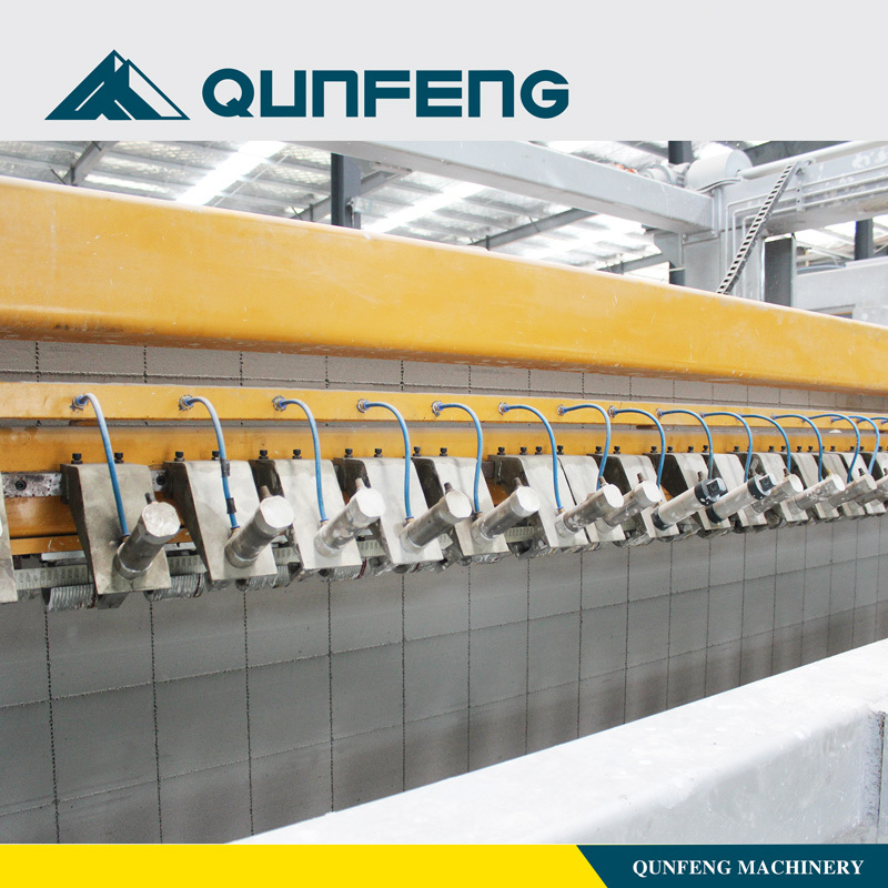 AAC Block Production Line/Qunfeng