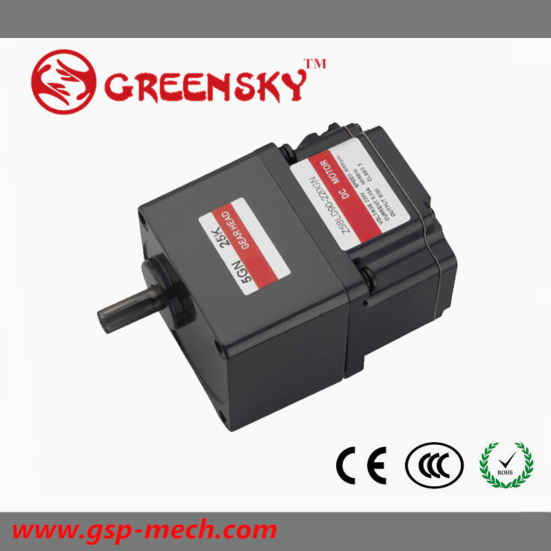 IP65 Brushless DC Servo Motor with Low Price