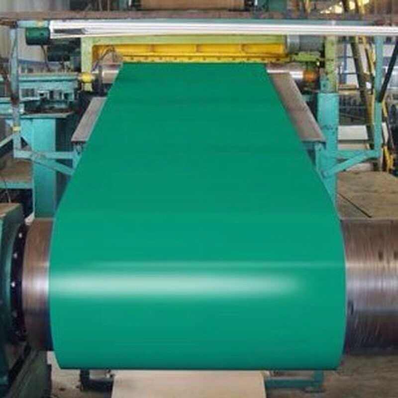 High Quality Color Coated Steel PPGI Sheet in Coil 0.135-0.6mm*750-1250mm pictures & photos