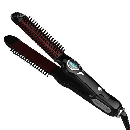 New Colorful Automatic Anti-Scalding Curly / Straight Hair Comb