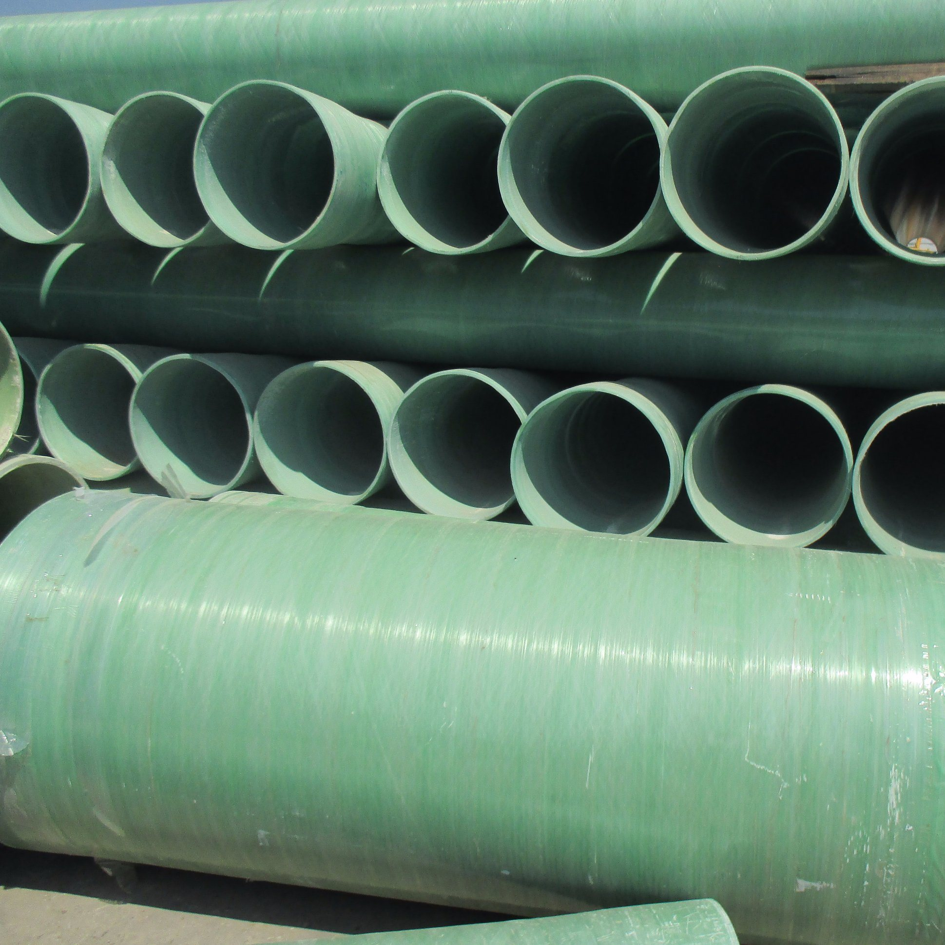 Pipes for water and gas: application and properties