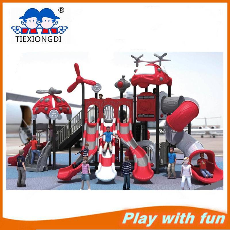 Amusement Park Commercial Outdoor Playground for Children (TXD16-M02701)