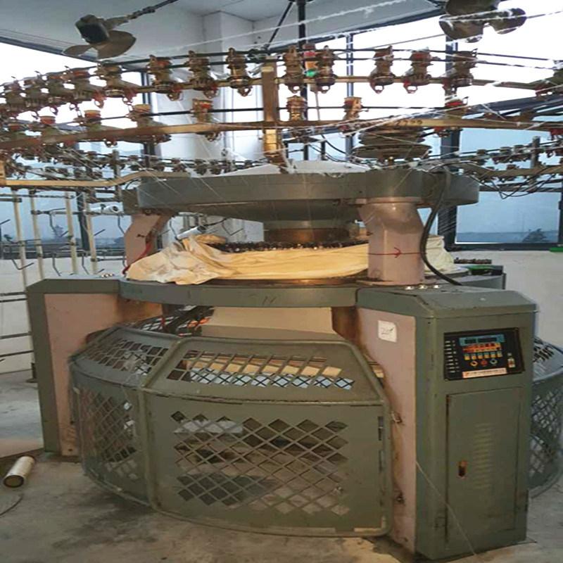 China 4 Sets Second Hand Huixing Knitting Machine On Sale China
