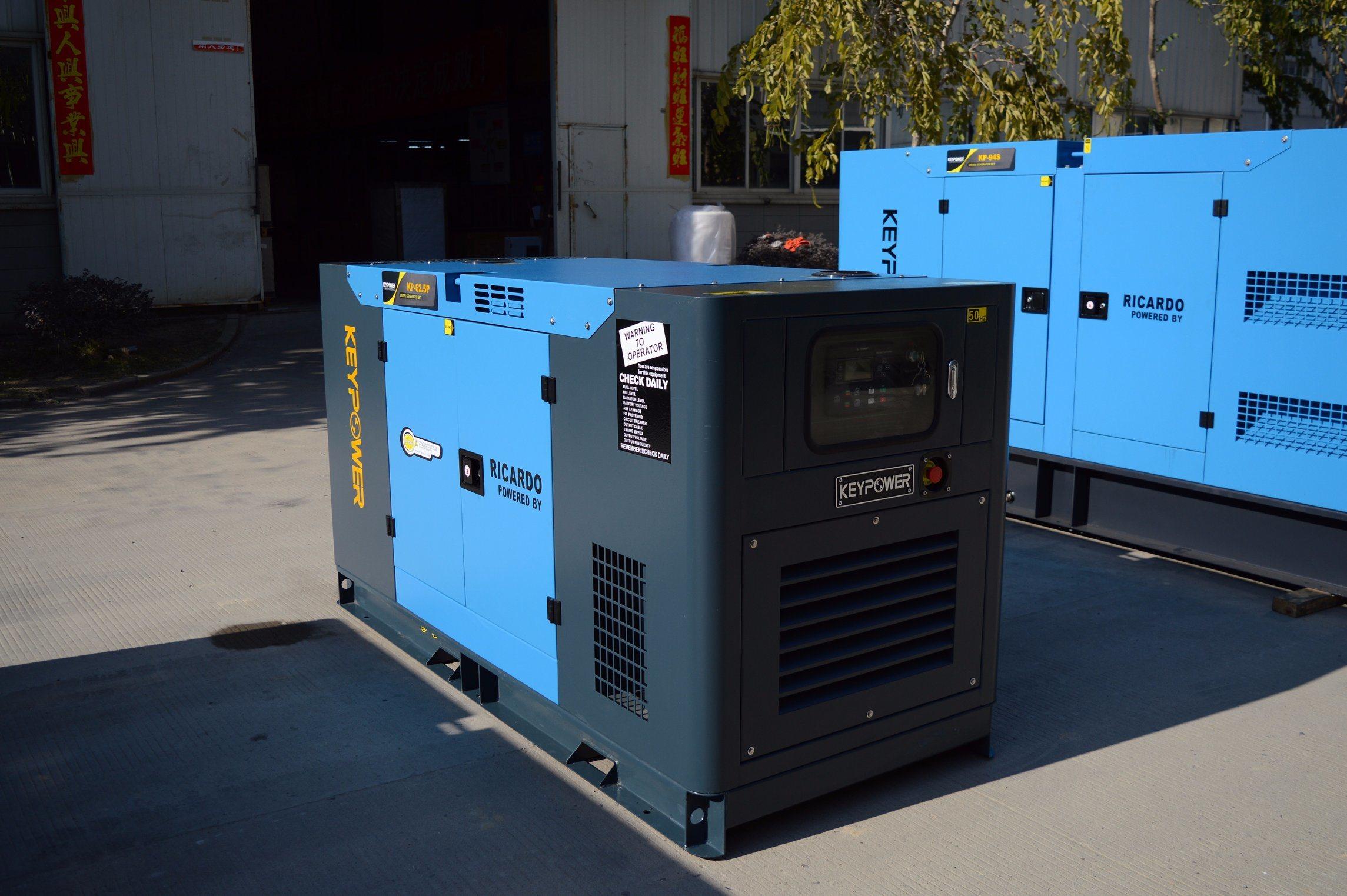 China Prime Power Genset 60kva With Stamford Alternator 50hz Transfer Switch Wiringautomatic Suyang Atsautomatic Silent Generator Soundproof Diesel