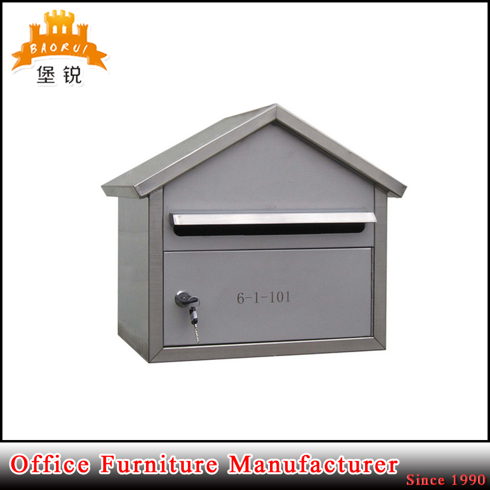 EAS-119 Waterproof Corrosion Resistant Stainless Steel Mailbox Cabinet pictures & photos