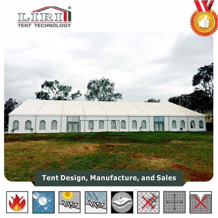 China 15X20m Aluminum Frame Tents for Sale, 300 People Church Frame ...