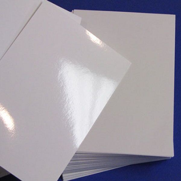 China Hotmelt 80g High Gloss Cast Coated Paper China 80g