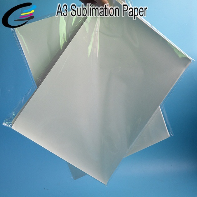 [Hot Item] A3 A4 Sublimation Heat Transfer Paper Factory for T Shirt /  Ceramic / Mugs
