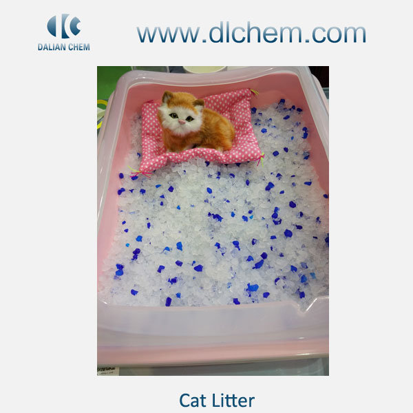 Dust -Free Clumping Crystal Cat Litter for Hot Sell Best Price#05 pictures & photos
