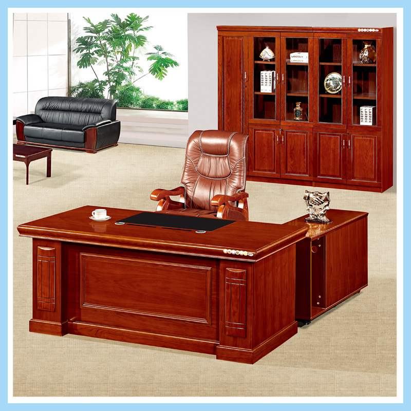 Solid Wood Secretary Desk Office Furniture Collections