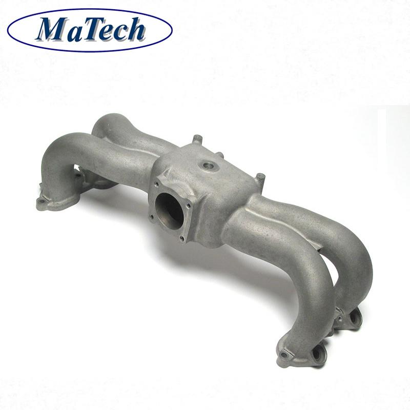 [Hot Item] Custom Fabrication Gravity Die Casting Aluminum Manifold