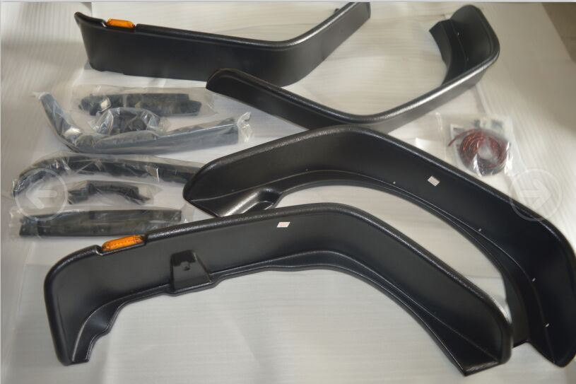 Bushwacker Fender Flare for Jeep Wrangler Jku pictures & photos