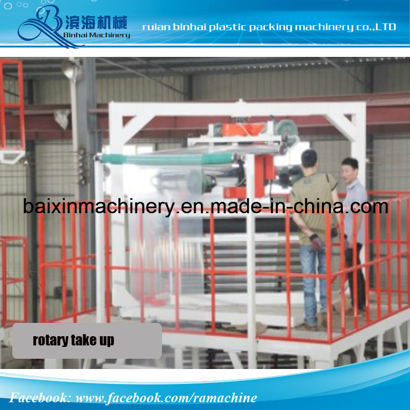 7 Layer High Speed High Quality PE Film Blowing Machine pictures & photos