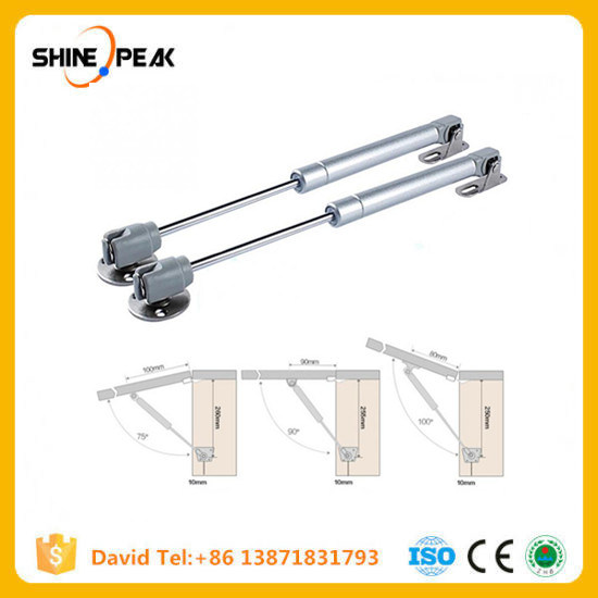China Practical Furniture Hinge Kitchen Cabinet Door Lift Pneumatic