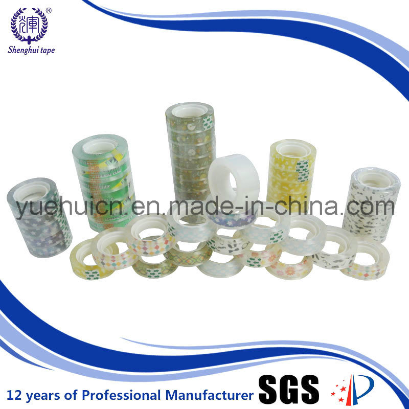 Used for Office and School BOPP Acrylic Stationery Tape pictures & photos