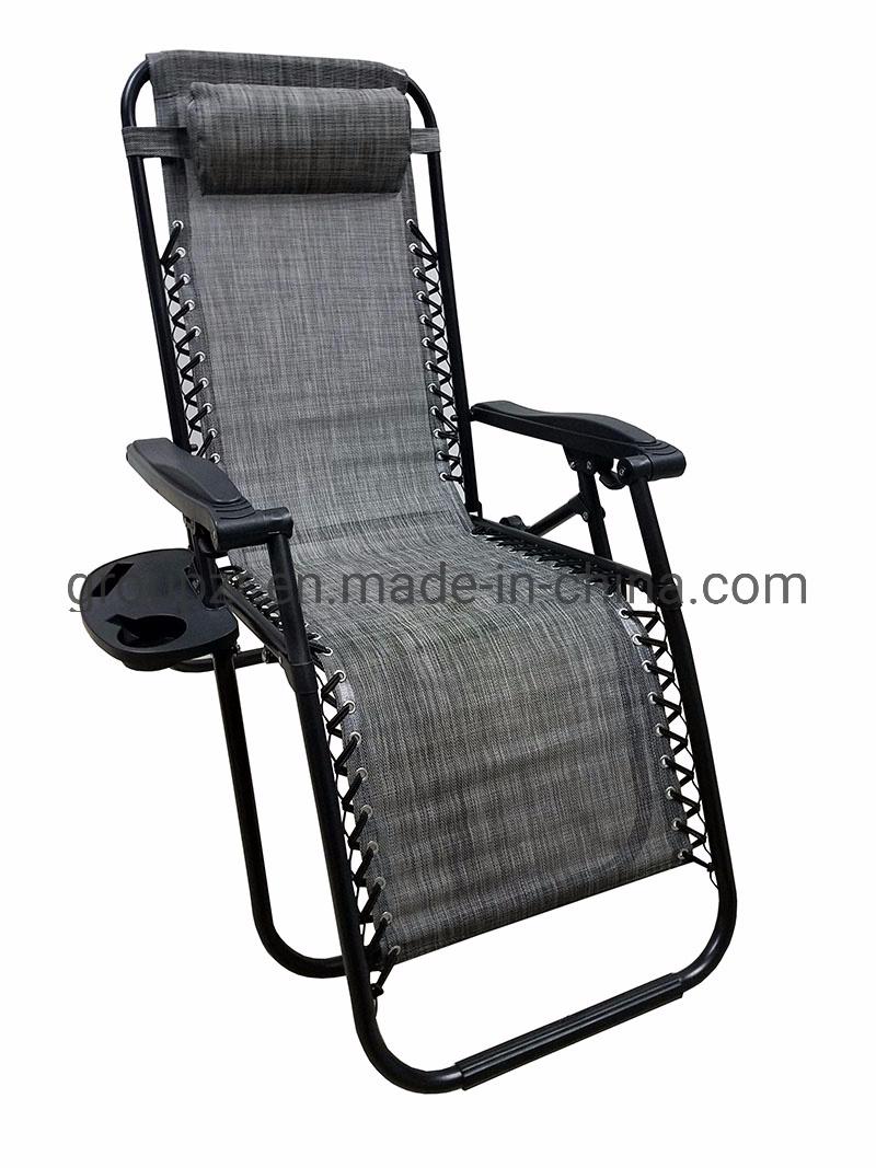 China High Quality Adjustable Metal Folding Leisure Beach