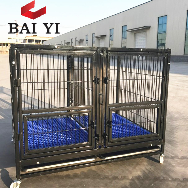 High Quality Square Dog Crate Pet Cage