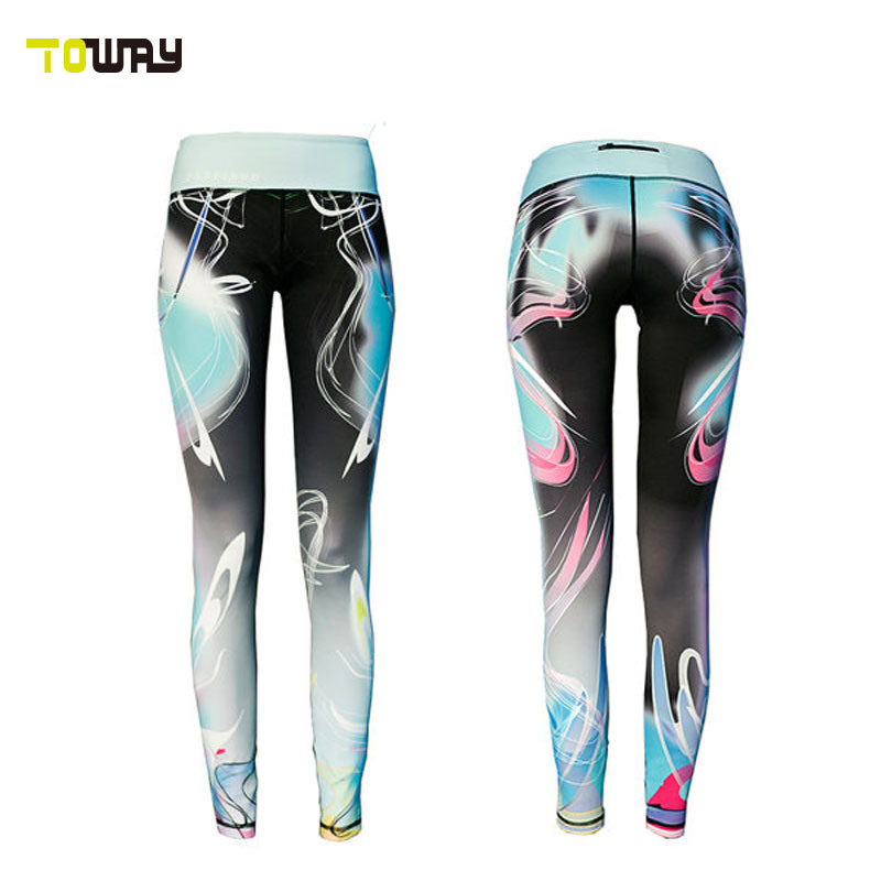 15bcc184b91be7 China Sexy Girls Wearing Mesh Yoga Pants Wholesale - China Leggings, Yoga  Pants