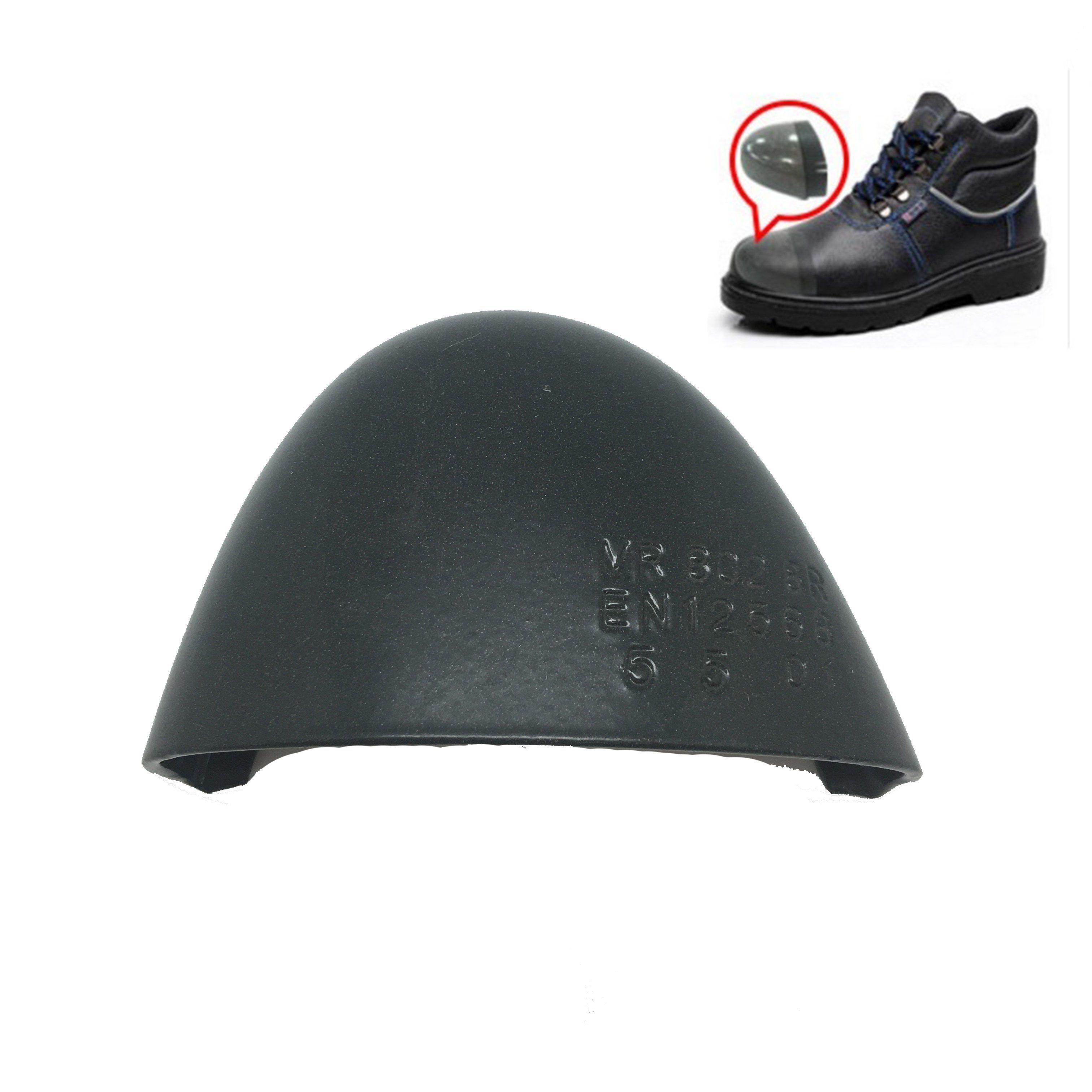China Steel/Fiberglass/Plastic Toe Cap