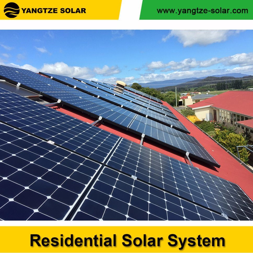 15kw on Grid Home Solar Power System