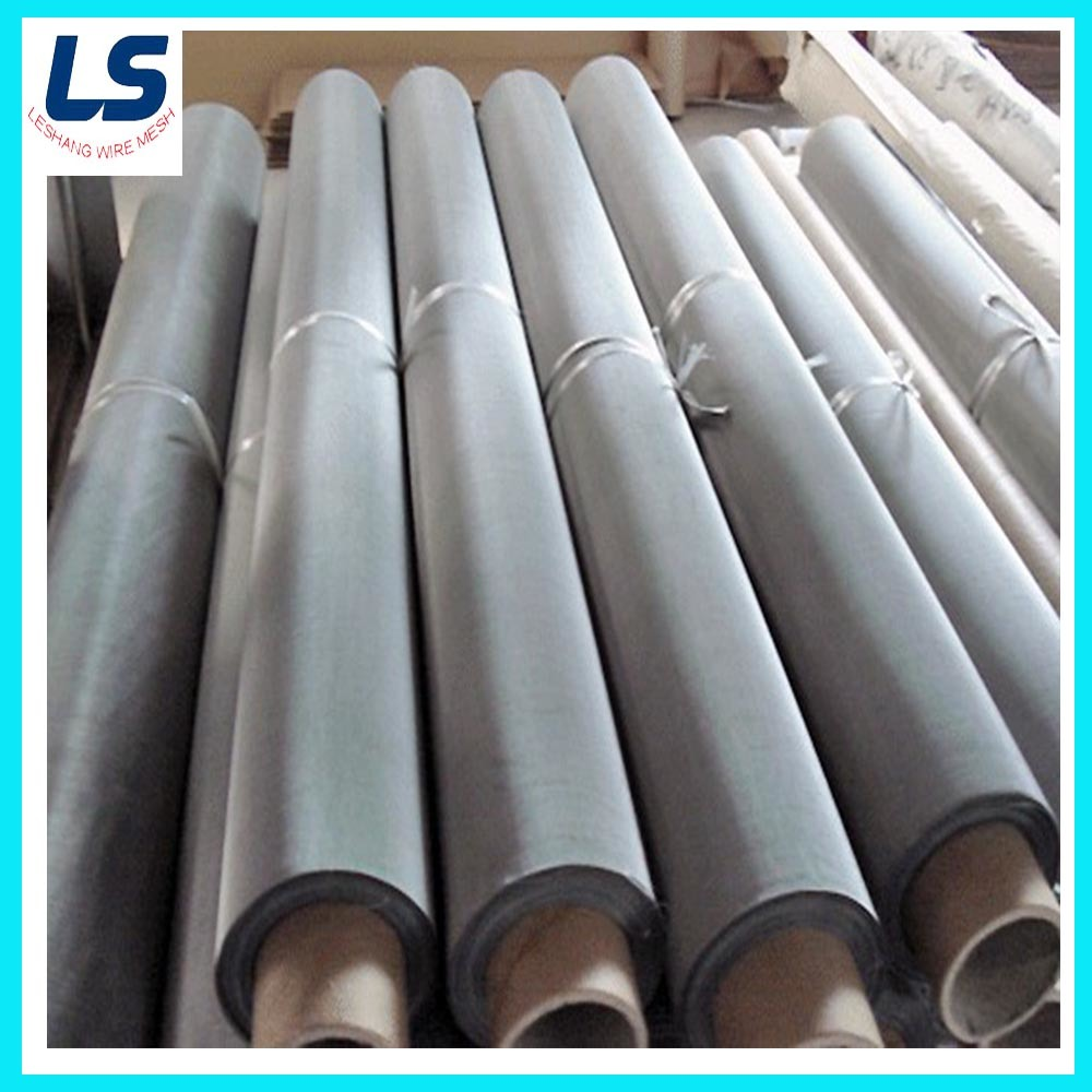 China Stainless Steel Wire Mesh Supplied From Large Factory Stock ...