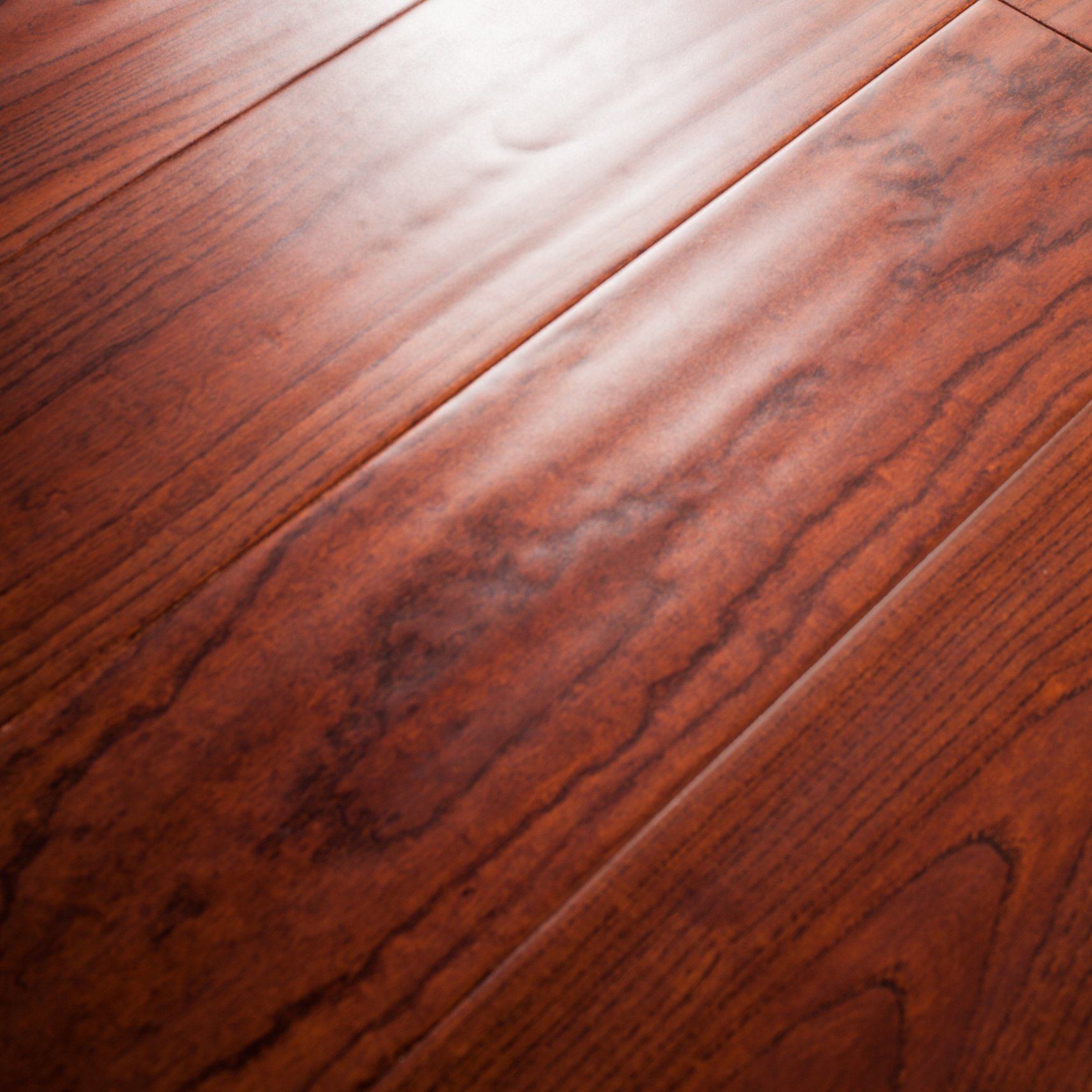 China Red Mahogany Color Iroko Solid