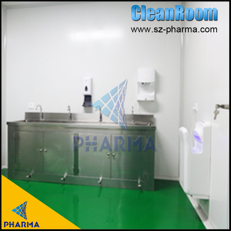 Clean Room Cleanroom Project Supplier with Clean HVAC System pictures & photos