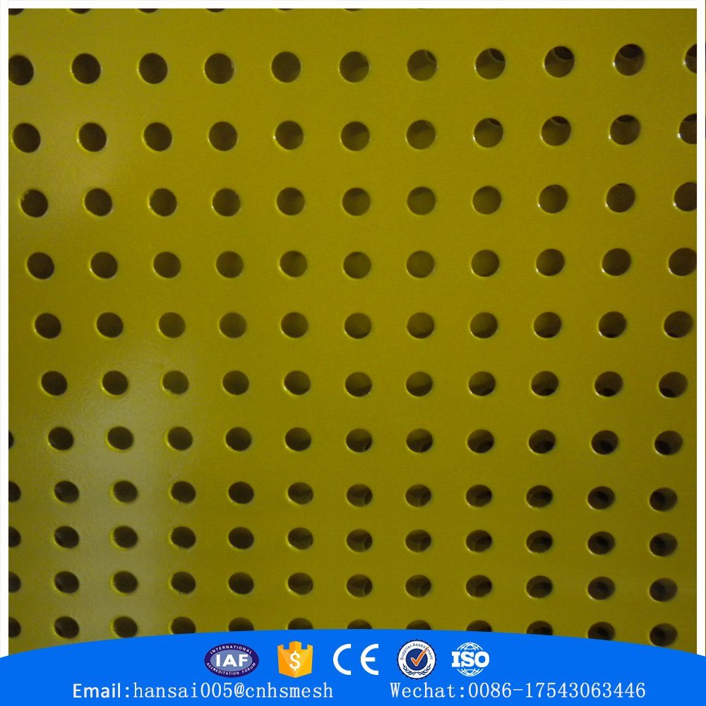China Supplier Decorative Perforated Metal Sheet - China Perforated ...