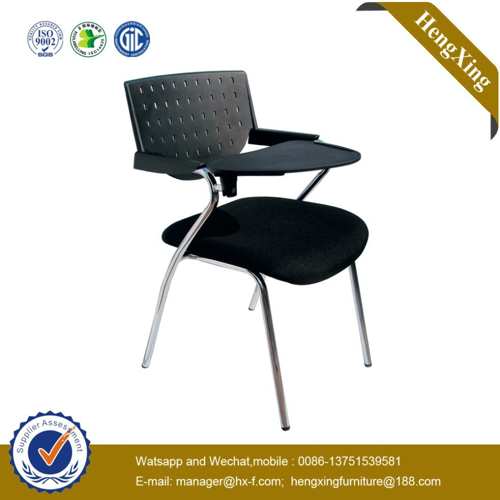 Hot Sell Mesh Fabric Plastic Back School Conference Chair pictures & photos
