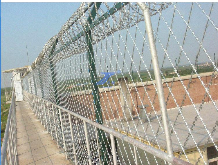 China Anti-Climbing Razor Barbed Wire Fencing - China Anti-Climbing ...