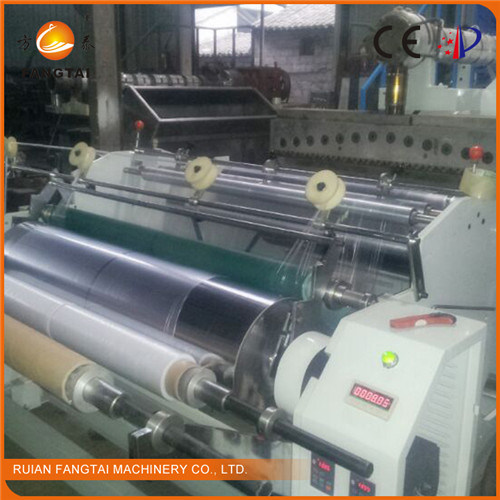 Double Layer Stretch Film Making Machine Ce (FT-500)