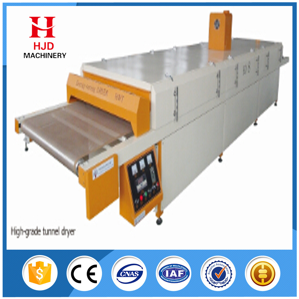Industrial Conveyor Belt Type Microwave Oven for Fabric Drying pictures & photos