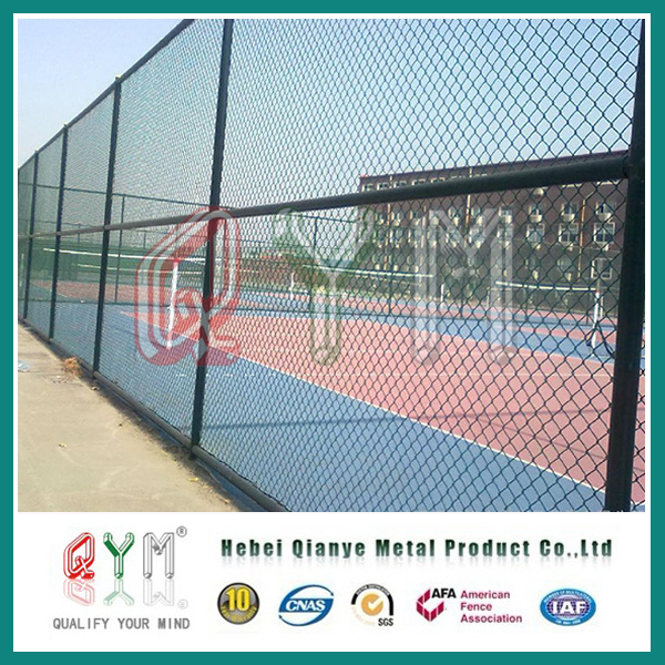China Galvanized Chain Link Fence/Diamond Wire Netting/Chain Link ...
