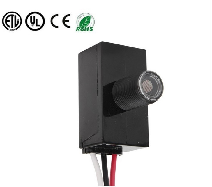 High Efficiency Photocell Sensor for Outdoor Street Light Jl-403c Photocontrol