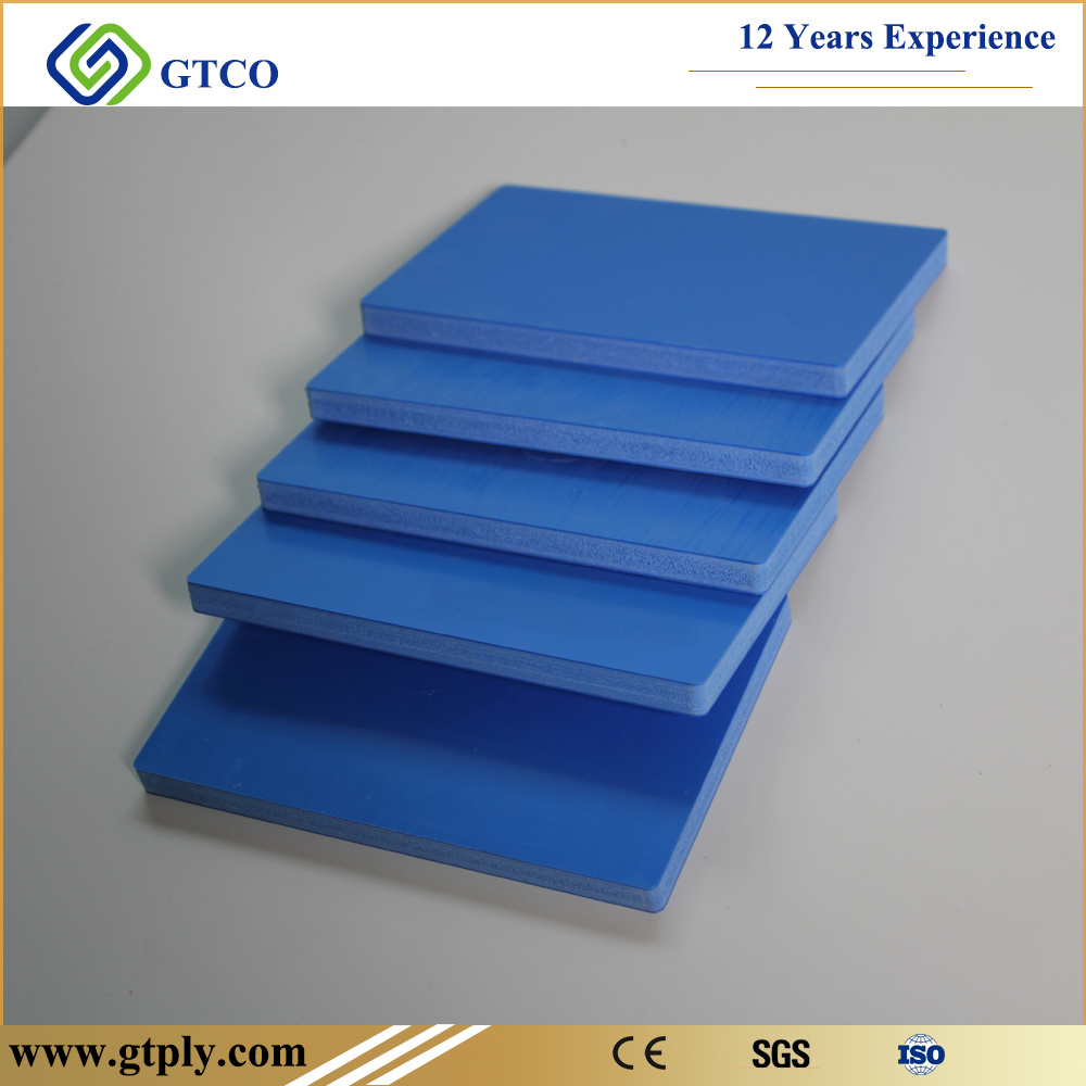 China Colored PVC Trim Boards Furniture Board Photos & Pictures